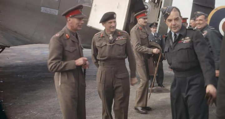 Role of King George VI During World War 2