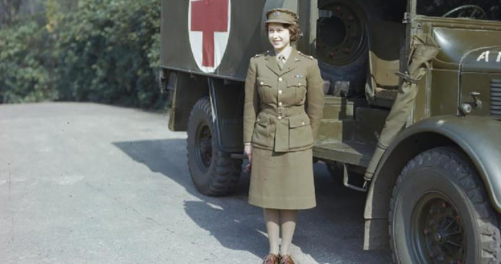 The Role of Queen Elizabeth II in World War II